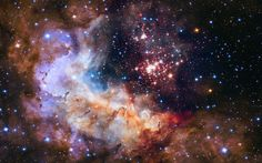 *Hubble Sees Westerlund 2* About this image This NASA/ESA Hubble Space Telescope image of the cluster Westerlund 2 and its surroundings has been rele... - Alan Brown - Google+