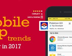 "Check out new work on my @Behance portfolio: ""2017 Mobile App Trends"" http://be.net/gallery/46542473/2017-Mobile-App-Trends"