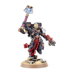 Showcase: Blood Angel Jump Pack Chaplain - Tale of Painters