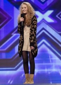 janet devlin's audition outfit
