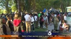 Zimmerman Verdict Protests Turn Violent in South L.A. | AT2W