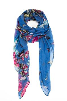 Carina Butterfly Scarf