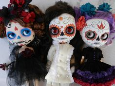dia de los muertos blythe doll | Recent Photos The Commons Getty Collection Galleries World Map App ...