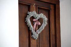 Letitia svetu: Srdce z levandule (a jarné prázdniny na chalúpke)