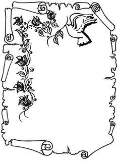 El Rincón de las Melli: Pergaminos