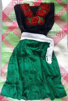 Listo tu Outfit  para estas Fiestas  patrias