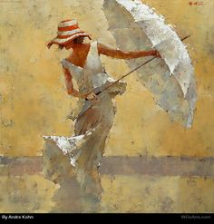 Andre Kohn | Hand-picked fine art by WOoArts®