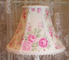 Shabby Lamp Shade