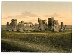 [Stonehenge, near Salisbury, England] | Library of Congress