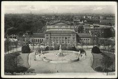 Berlin, Krolloper (Opera House) 1932/33