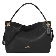 07a19ec6ffb5 Coach Clarkson Leather Hobo Bag at John Lewis   Partners