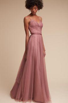 Rose Quartz Tinsley Dress | BHLDN