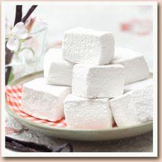 Marshmallows veganos