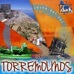 diseño gráfico sobre torremolinos en la costa del sol by diseclick.com