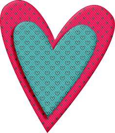 SGBlogosfera. María José Argüeso: CORAZÓN DE FEBRERO Valentine Words, Love Backgrounds, Doodle, Flower Clipart, Binder Covers, Paper Jewelry, Paper Crafts, Clip Art, Templates