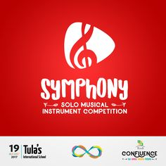 Confluence 2017, An annual cultural fest!!  Symphony: Solo Musical Instrument Competition Are you the next great instrumentalist? Perform a solo that showcases your musical talents. Your performance can be an all-out jam session where everything is spontaneous and creative, or a composed and orchestrated recital. It's all about creating a great video and generating Buzz. #Excitement #Fun #AnnualFest #CulturalFest #Music #Talent #Confluence2017 #TulasInternationalSchool #ModernGurukul Boarding Schools In India, India School, Great Videos, Recital, Interesting Facts, Lululemon Logo, Musical Instruments, Fun Facts, Competition