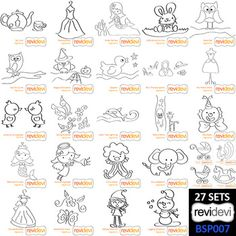 Mix collection of black and white clip art. Cute clipart pack that includes various themes such as holidays, animals, fun characters, and more fun graphics! Black and white outline version is always great to save ink!Within your purchase, you will get 27 sets (as shown on preview).These digital stamp cliparts are very useful for teachers and educators for creating their school and classroom projects such as for bulletin, activities and games, and other learning sheets.