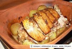 Bbq Chicken, Meat Recipes, Crockpot, Slow Cooker, Pork, Main Courses, Freezer, Baked Pork Loin, Stuffed Pork