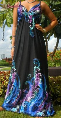 NEW Evening/Summer Women Evening Long Maxi Dress Size M - XXXL Plus 6-22 US | eBay £19