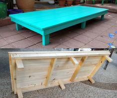 Diy Wood Projects, Outdoor Projects, Woodworking Projects, Karaoke, Picnic Baby Showers, Kids Stage, Platform Deck, Surface Table, Home Command Center