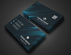 Here is one of the business card design. Business Card Design, Business Cards, Visiting Card Design, Theme Template, Graphic Wallpaper, Facebook Business, New Shop, Logo Design Inspiration, Banner Design