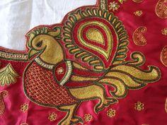 2082 Best Aari Embroidery Images In 2019 Aari Work Blouse