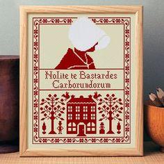 The Handmaid's Tale Nolite te Bastardes Carborundorum