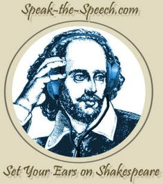 Found this FREE site of actors reading Shakespeare's plays. Helps to bring it alive as you read along. Not bad and its certainly more exciting than some of the other monotone free recordings out there.