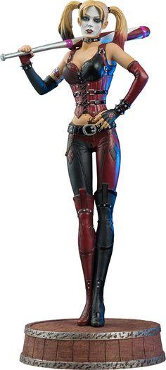 Batman Arkham City Harley Quinn Limited Edition 1/6th Scale Statue