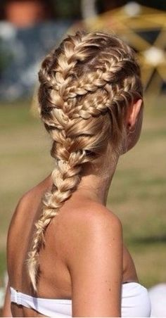 Image result for hairstyles for the gym