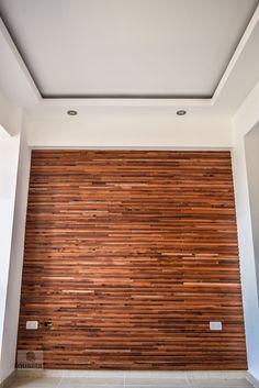 Wood wall art. Bed backboard.