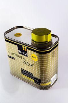 Packaging paint Civa Sencys
