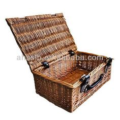 New Style Empty Disposable Picnic Basket For Camping , Find Complete Details about New Style Empty Disposable Picnic Basket For Camping,Empty Disposable Picnic Basket For Camping from Storage Baskets Supplier or Manufacturer-Huoqiu County Shou Shang Wickerwork Handicraft Co., Ltd. Wholesale Wicker Baskets, Cooking Shop, Wicker Baskets With Handles, Toy Basket, Bamboo Crafts, Water Hyacinth, Storage Baskets, Handicraft, Empty