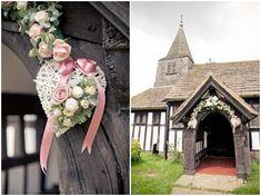 Dusky Pink Fairytale Wedding In A Barn | Bridal Musings Wedding Blog
