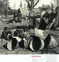 tradition and innovation miwok family cropped by Yosemite Native American, via Flickr