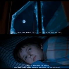 August Rush music and fairytales