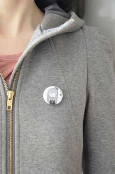 Chapa Brooch, Sweatshirts, Sweaters, Fashion, Sheet Metal, Brooch Pin, Moda, La Mode, Pullover