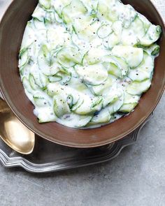 Cucumber Raita - Martha Stewart Recipes