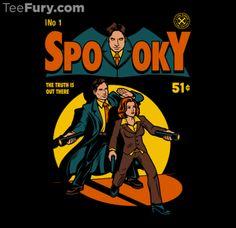 Spooky Comic