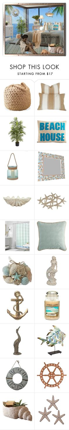 """Turn Off the Scoreboard"" by julissag ❤ liked on Polyvore featuring interior, interiors, interior design, home, home decor, interior decorating, Nearly Natural, Alexandra Ferguson, Jayson Home and Pier 1 Imports"