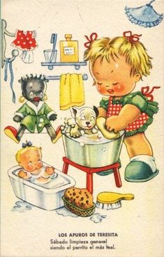 Postcard Collecting: A Hobby Images Vintage, Vintage Pictures, Cute Pictures, Retro Kids, Vintage Greeting Cards, Vintage Postcards, Illustrations Vintage, Old Cards, Vintage Drawing