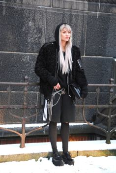 Copenhagen fashion week street style AW14