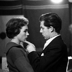 Julie with Tony Walton