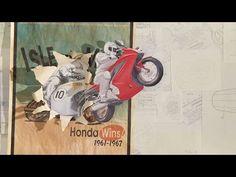 """Honda """"Paper"""", un sorprendente stop-motion para celebrar la evolución de una marca"""