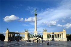 Stadtführung Budapest Heldenplatz