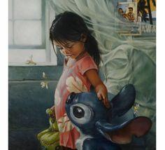 ディズニープリンセスたちを独特の世界観で描いたファンアートが素敵すぎる!