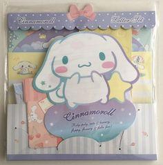 Sanrio Original Cinnamoroll | Letter set