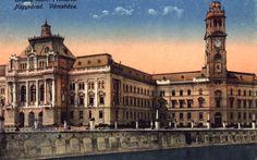 Romania, Nagyvárad, Oradea Mare, Großwardein - Oradea in trecut My Town, Beautiful Buildings, Louvre, Mansions, Architecture, City, Places, Travel, Romania