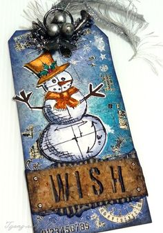 Happy Life Crafts: Wish