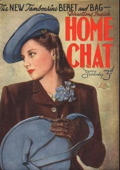 1940s HOME CHAT MAGAZINE